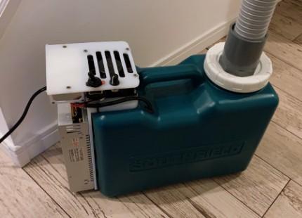除菌・消臭剤-噴霧マシン